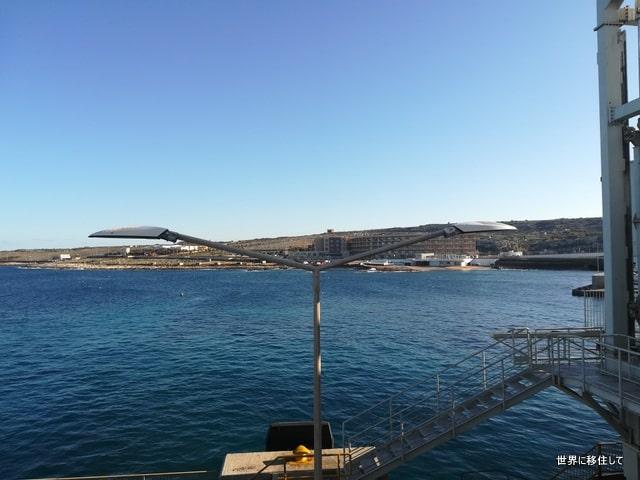 マルタ空港からゴゾ島に行く方法