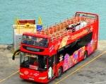 観光バスが無料 マルタ ExplorePlus Meep