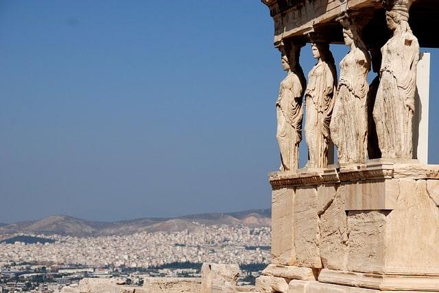 ヨーロッパの最も美しい都市 アテネ ギリシャ