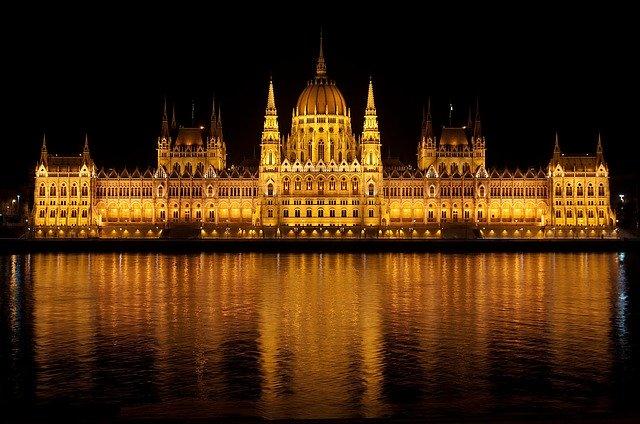 ヨーロッパの最も美しい都市 ブダペスト ハンガリー