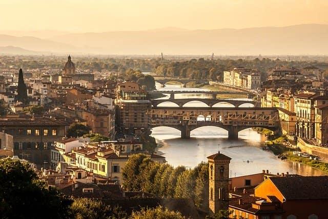 ヨーロッパの最も美しい都市 フィレンツェ