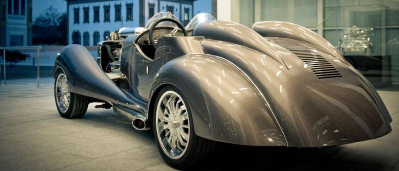 スペイン マラガ 車ミュージアム Museo Automovilistico y de la Moda