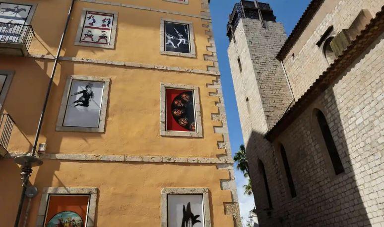Fundació Museu del Cinema スペイン ジローナ 映画博物館