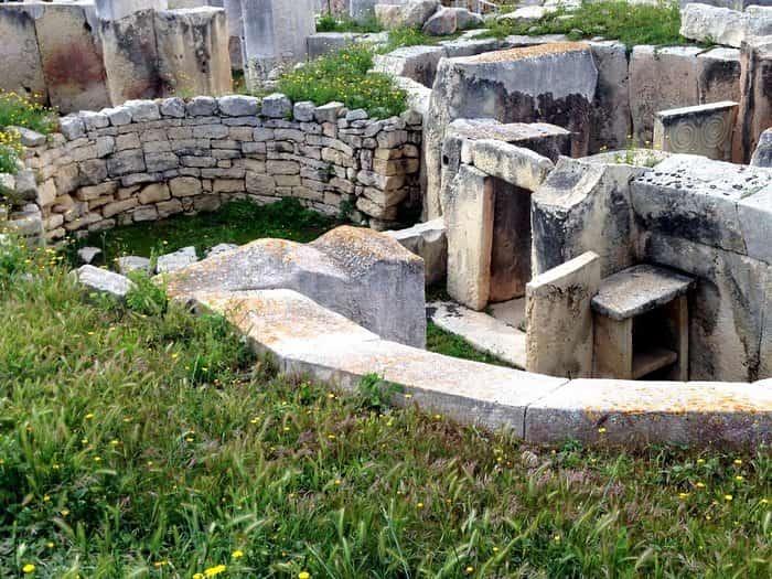 タルシーン神殿 Tarxien Temple マルタ