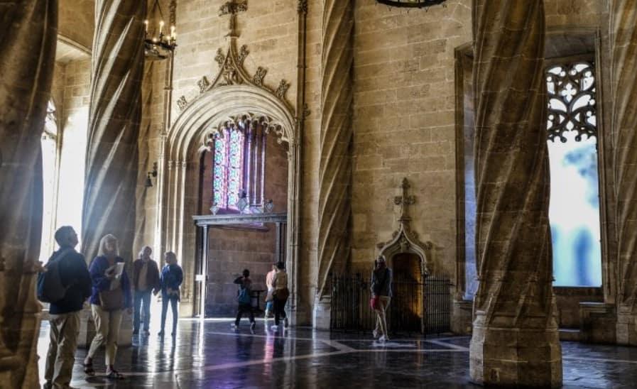 バレンシアの観光地