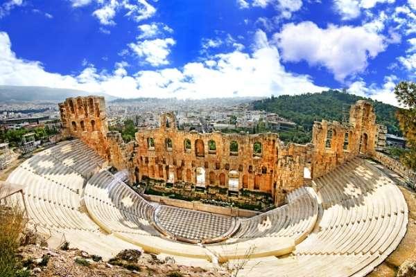 アテネの治安