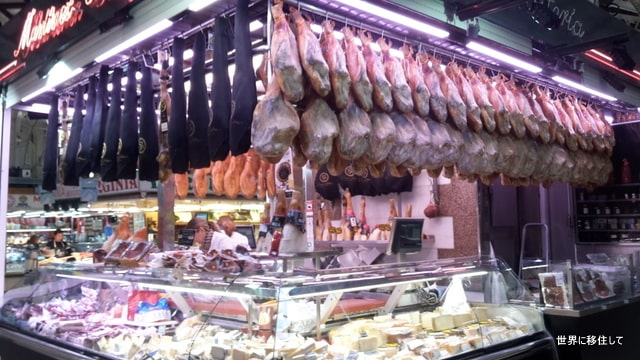 バレンシア中央市場