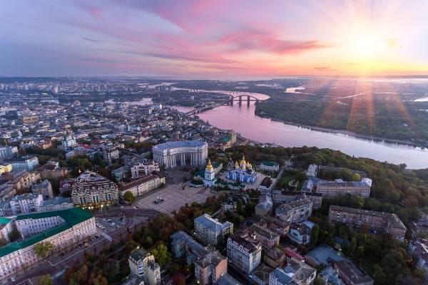 キエフの治安