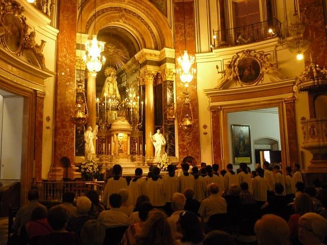 バレンシア・キリストの聖杯