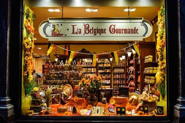 ベルギーの物価 チョコレート