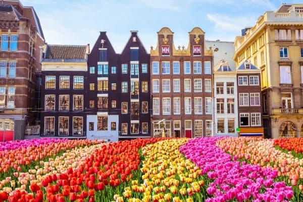 オランダ・アムステルダムの治安