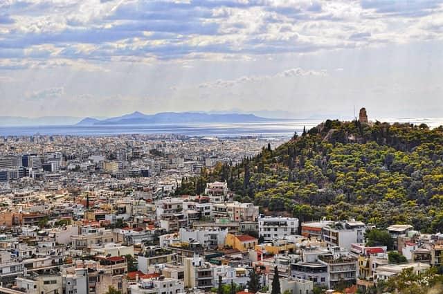 ギリシャ移住に人気の都市・アテネ