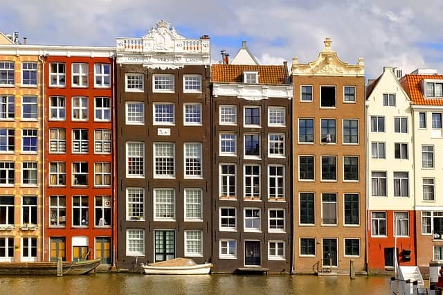 アムステルダムの家賃・水道光熱費
