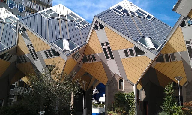 ロッテルダム・移住者に人気の街