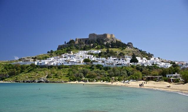 ギリシャ移住に人気の都市・ロドス島