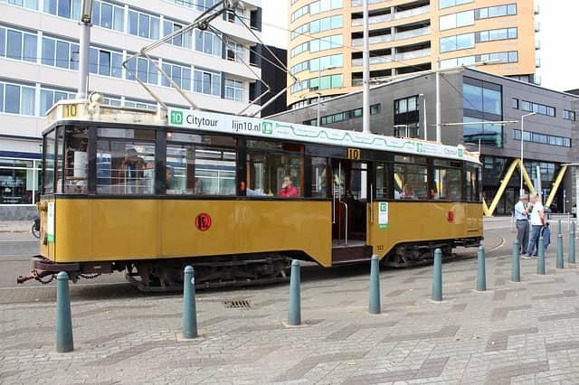 オランダの交通機関の料金 電車・バス・トラム・メトロ