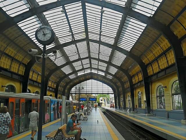 ギリシャの治安・電車内でのスリ
